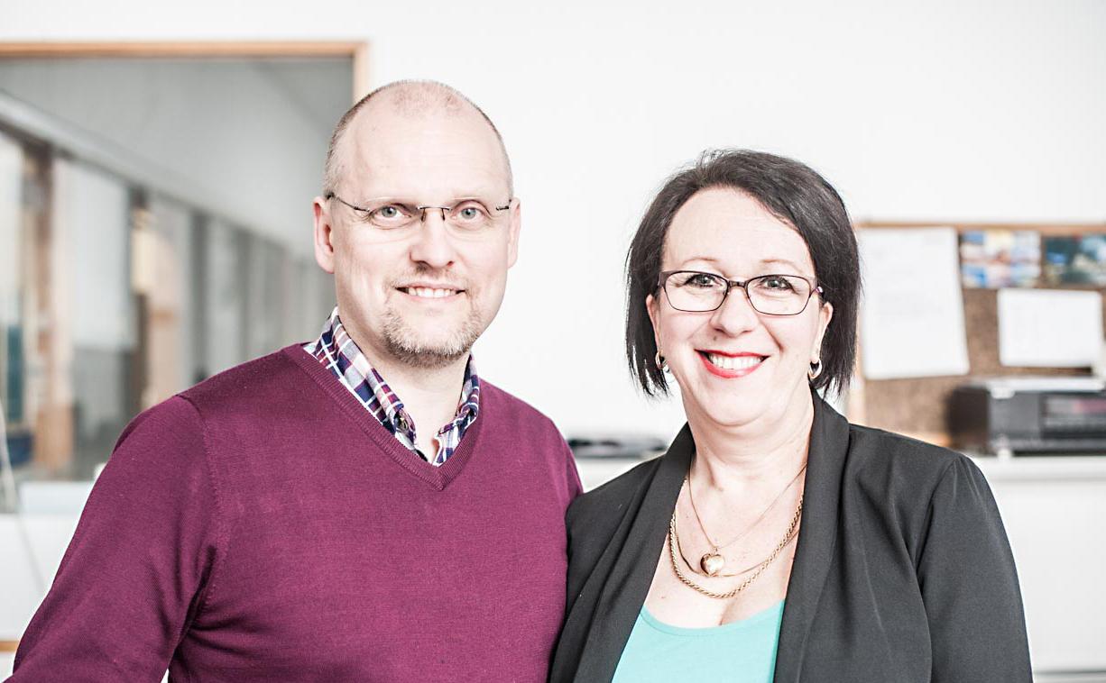 Jari ja Eeva-Liisa Pirttinen